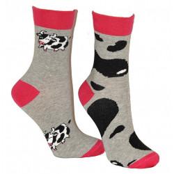 Veselé ponožky Som Kravička cef78ee6e9