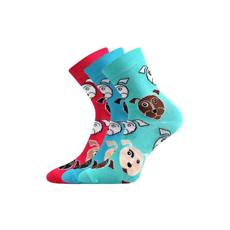 Dámske ponožky Funny Dog. Loading zoom b70a38caaf