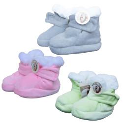 Detské čižmičkové papučky