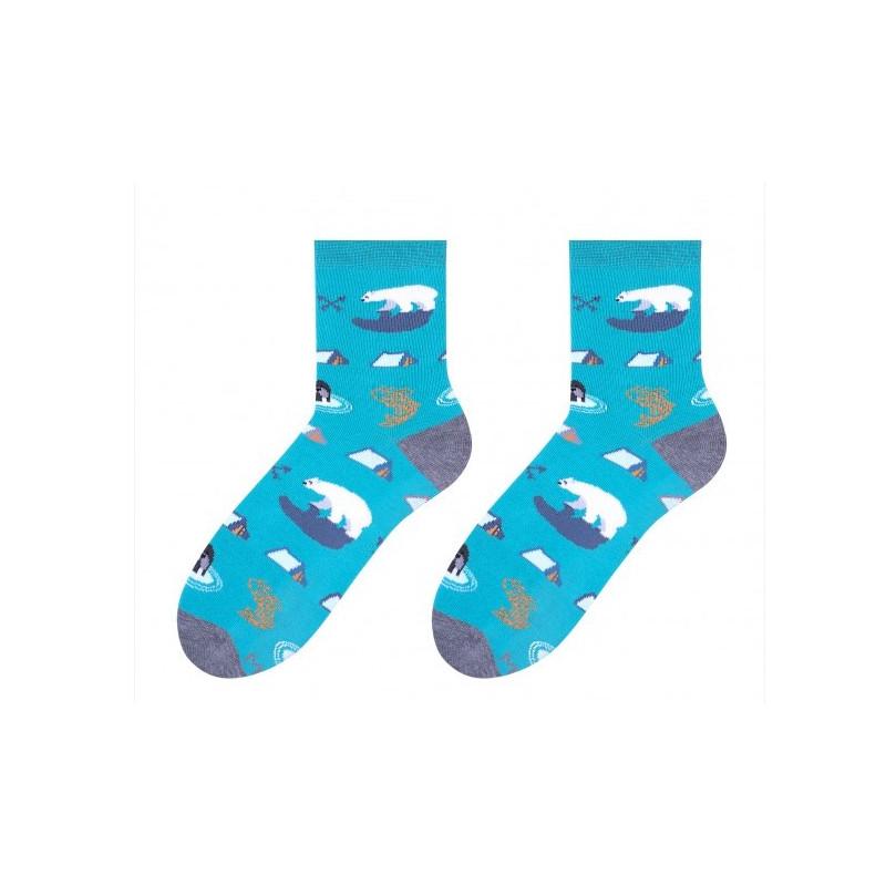 d7a379f4a9d Dámske ponožky Polar Bear